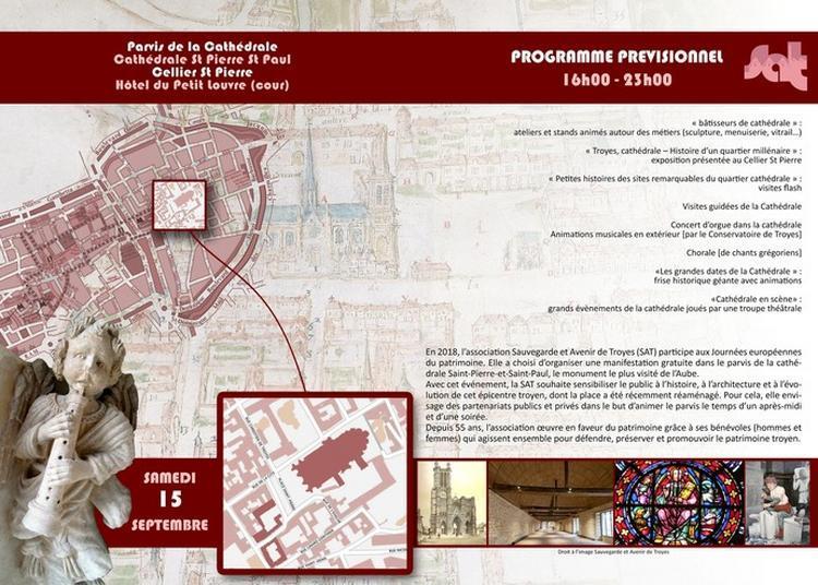 Animations Proposées Par L'association Sauvegarde Et Avenir De Troyes (sat)
