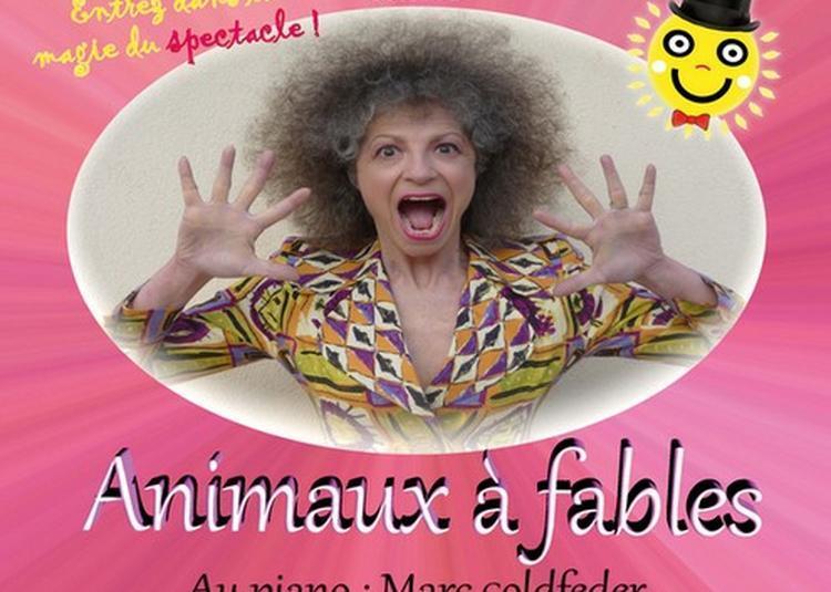 Animaux A Fables à Paris 19ème