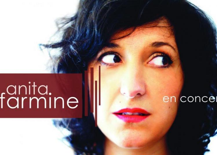 Anita Farmine à Saint Cyr sur Loire