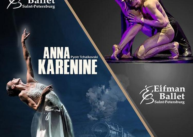 Anna Karenine à Paris 17ème