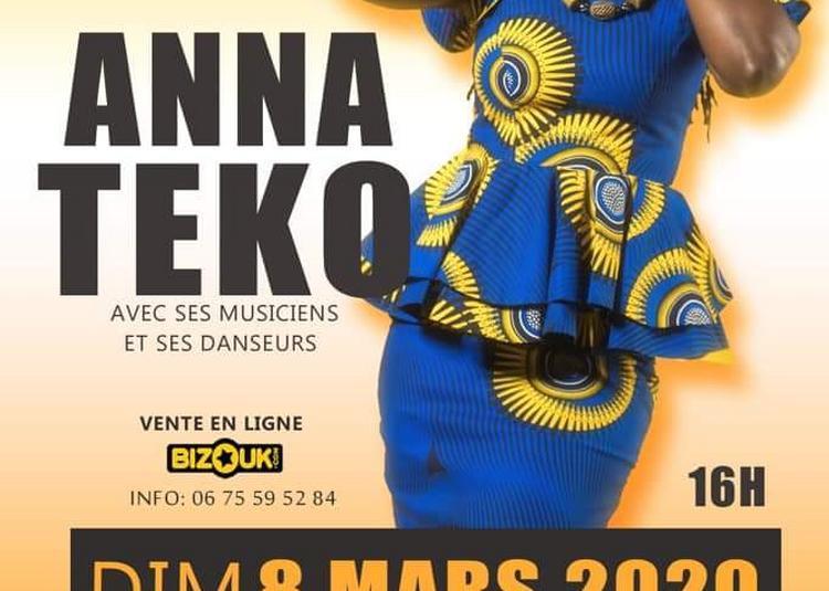 Anna Teko Au Casino De Paris à Paris 9ème