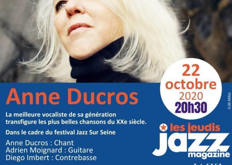 Sunset Hors Les Murs : Anne Ducros à Paris 15ème