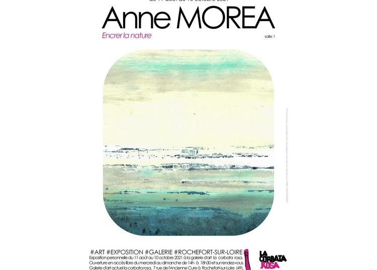 Anne Morea, encrer la nature à Angers