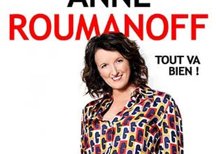 Anne Roumanoff à Port sur Saone