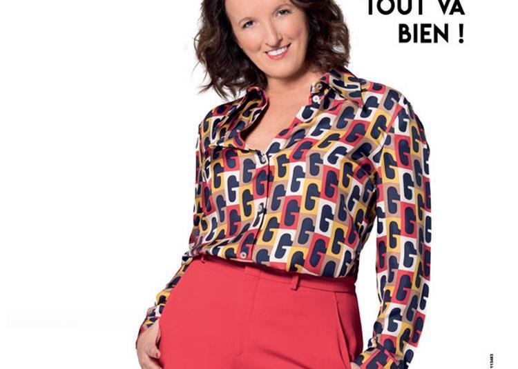 Anne Roumanoff à Saint Etienne