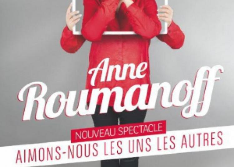 Anne Roumanoff à Laval