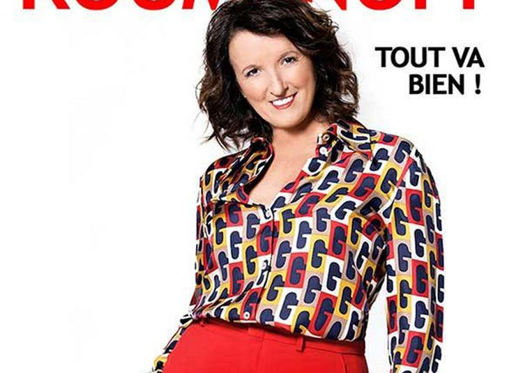 Anne Roumanoff - report à Plougastel Daoulas