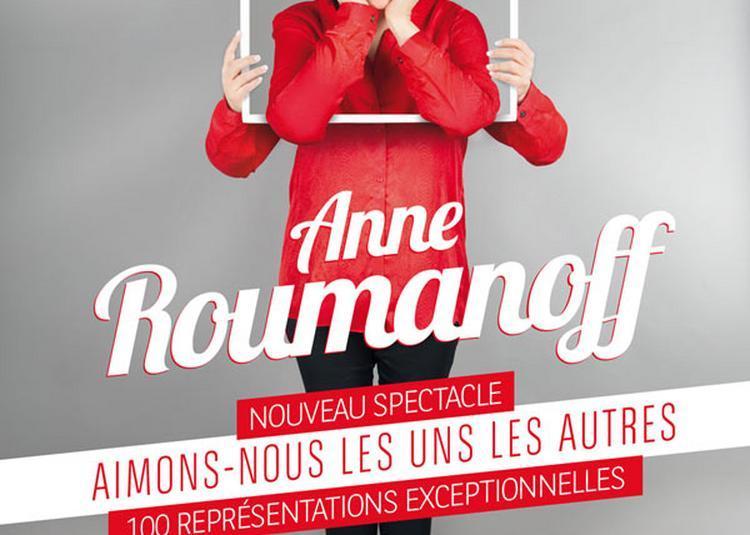 Anne Roumanoff à Dunkerque
