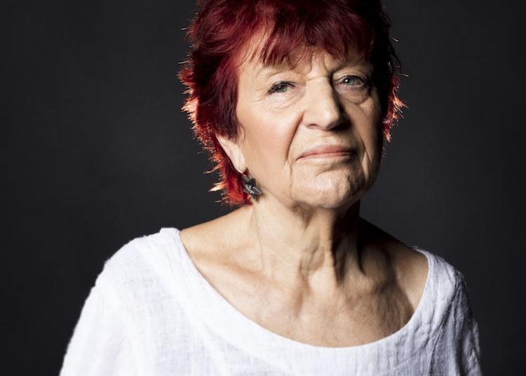 Anne Sylvestre à Beaucourt