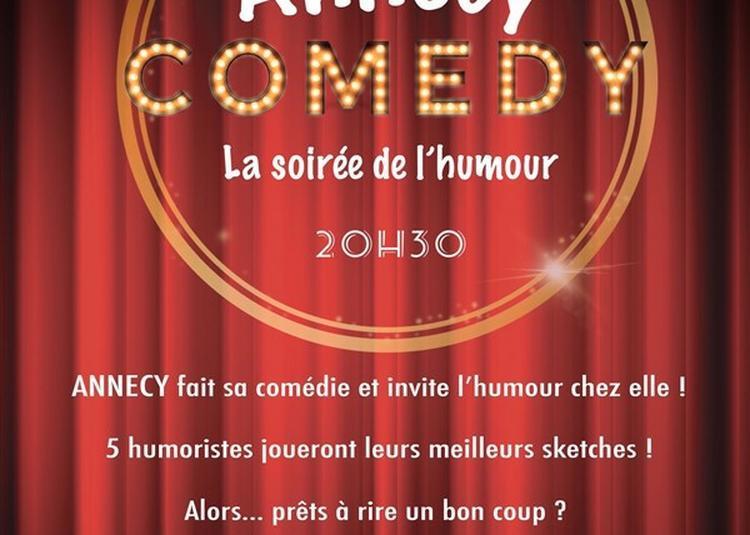Annecy Comedy : La Soirée De L'Humour