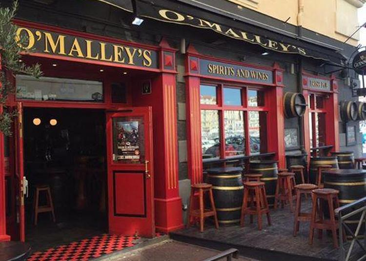 Anniversaire 20 Ans O'Malley's à Marseille
