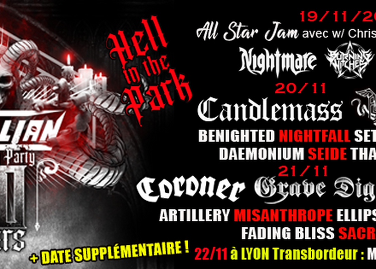 Anniversaire Metallian 30 Ans ! à Seyssinet Pariset