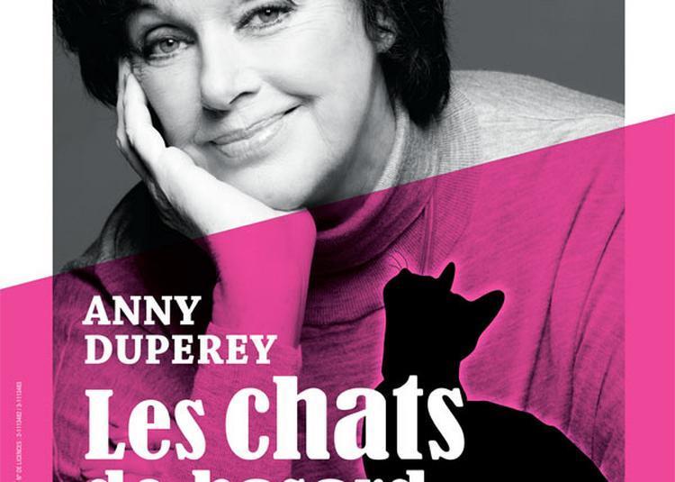Anny Duperey à Besancon
