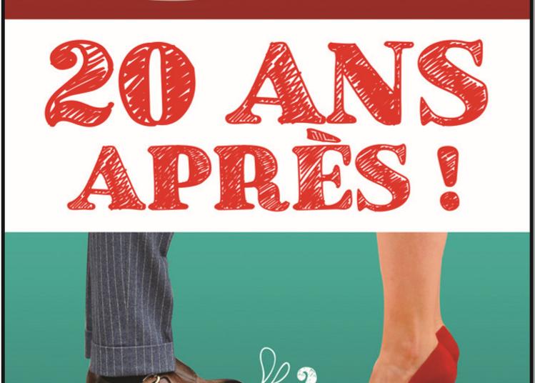 20 Ans Apres à Angers