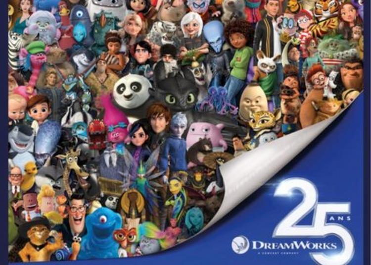 25 ans de DreamWorks Animation à Ferney Voltaire
