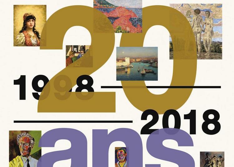 20 Ans de Regards de Provence à Marseille