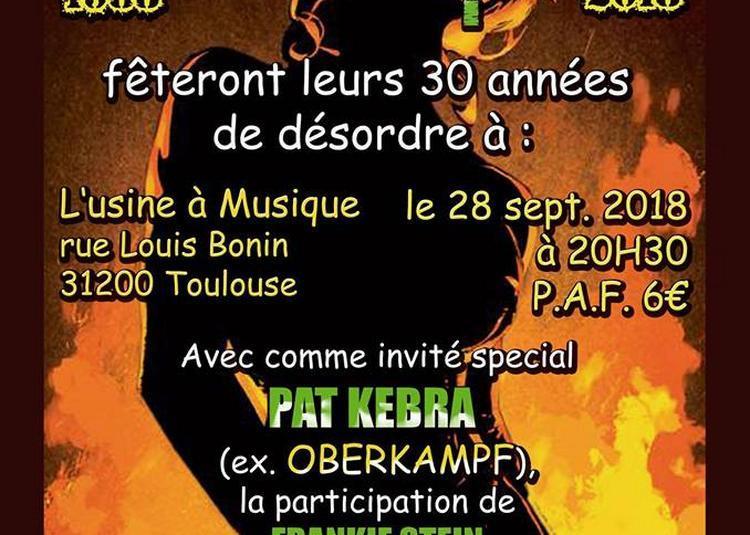 30 ans de Rock dans ta... à Toulouse