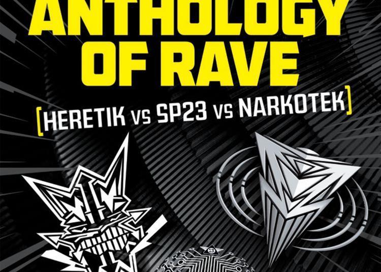 Anthology of Rave à Villeurbanne
