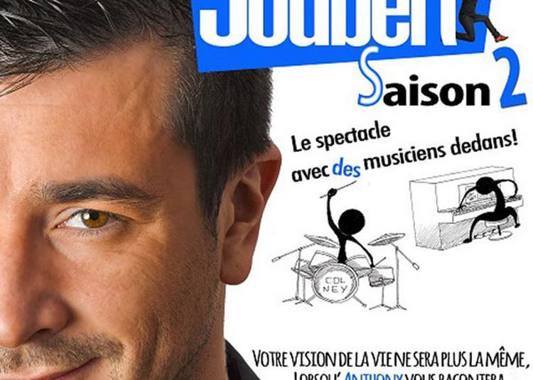 Anthony Joubert à Marseille