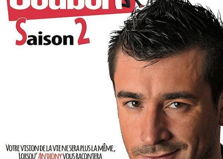 Anthony Joubert Saison 2 à Chateauroux
