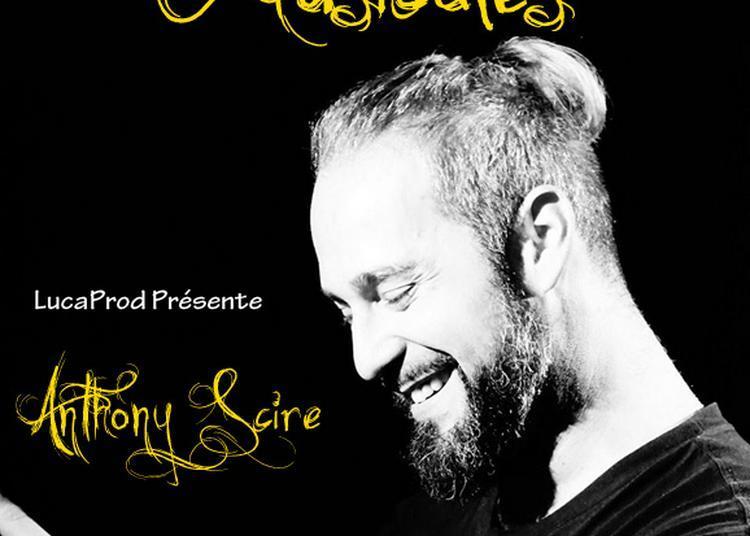 Anthony Scire dans Mes comédies musicales à Nimes