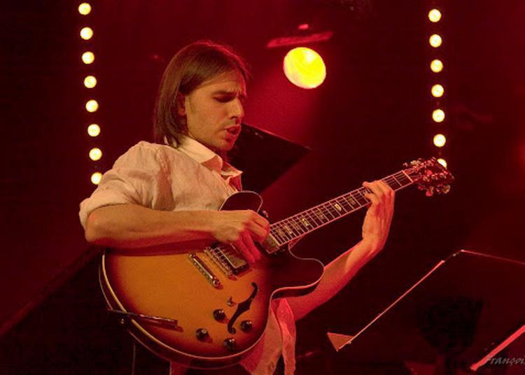 Thomas Julienne - Radiohead à Paris 1er