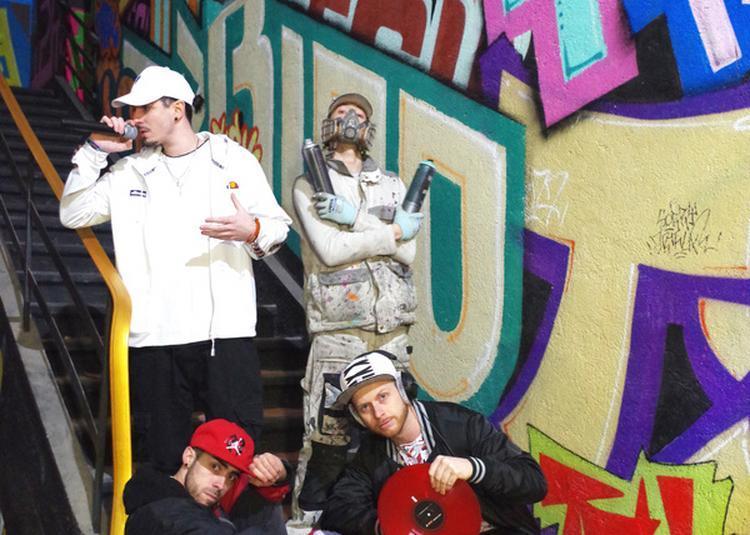 Antik'hip-hop à Lezoux