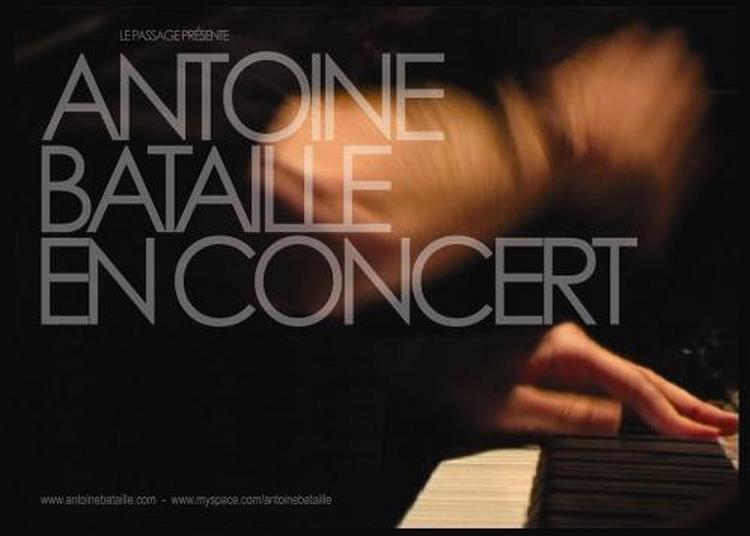 Antoine Bataille à Paris 2ème