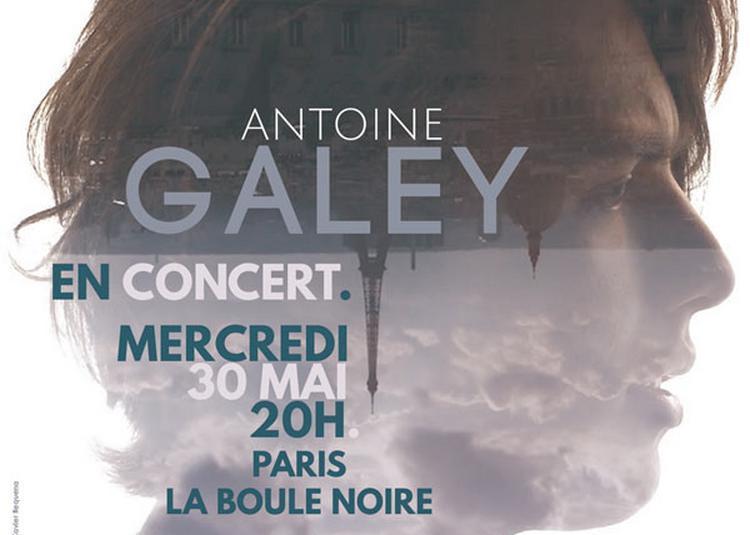 Antoine Galey à Paris 18ème