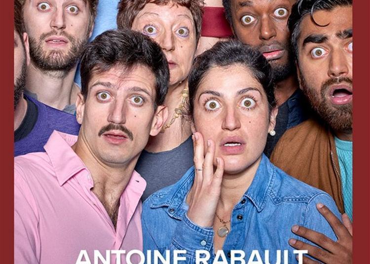 Antoine Rabault Improvise Avec Lui-Même à Lyon