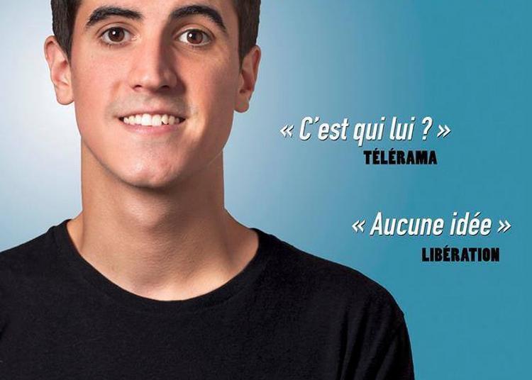 Antoine Sentenac, Stand Up à Nantes