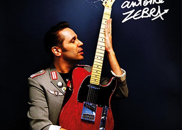 Antoine Zebra à Paris 4ème