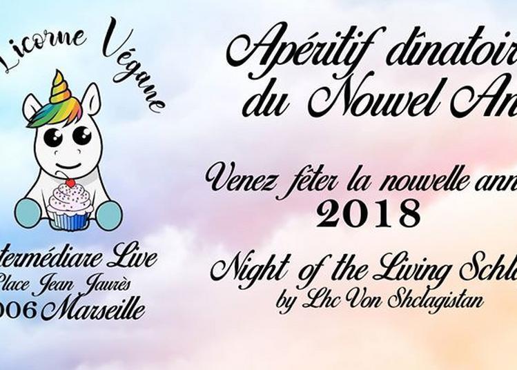 Apéritif Dînatoire du Nouvel An ! à Marseille