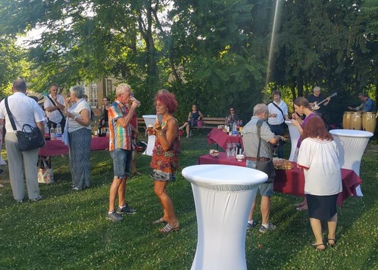 Apéritif Musical Et Pique-nique Du Monde à Strasbourg