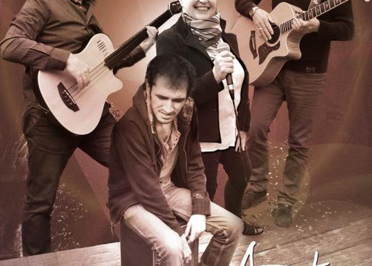 Apéro Concert Acoustic Spirit GMD Variété internationale Pop-Rock, Blues, Standards, Jazz... à Grenoble