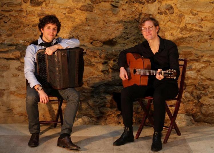 Apéro-Concert avec Solal Poux à Orbagna