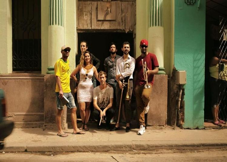 Apéro concert - Who's The Cuban à Uckange
