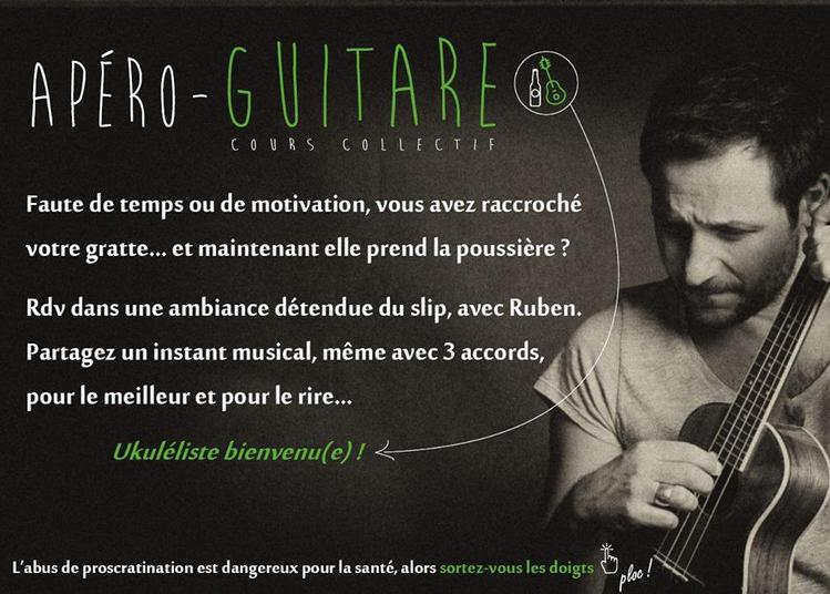 Apéro-Guitare by Ruben à Chartres