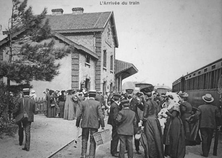 Apéro-lecture : Vive Le Train : Souvenirs D'un Patrimoine De Nos Campagnes à Mailly le Chateau