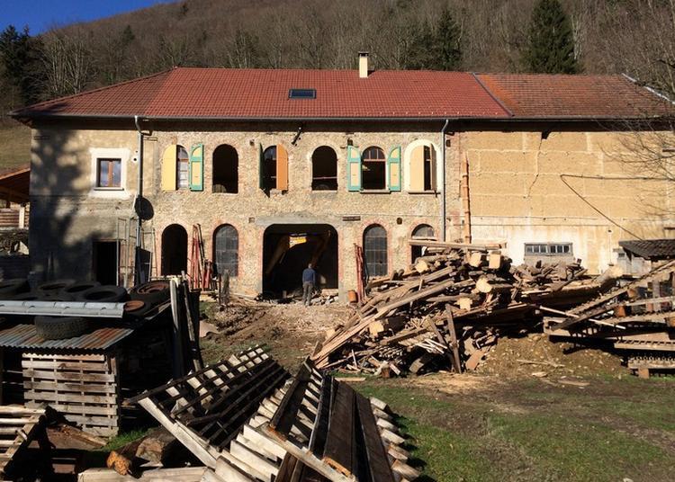 Apéro Patrimoine: Au Temps De La Grande Industrie En Valdaine à Merlas