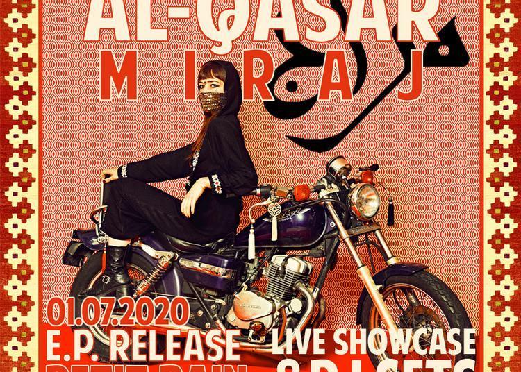 Aperobarge X Release Party Al Qasar à Paris 13ème