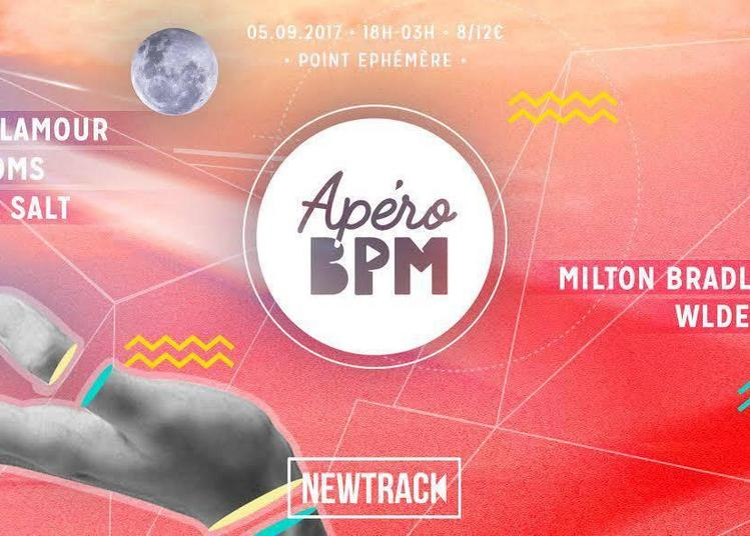 Aperobpm Closing Party à Paris 10ème