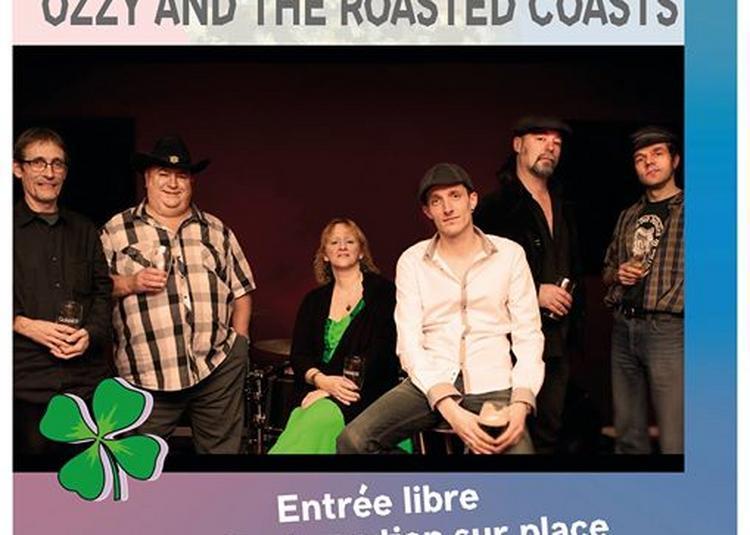 Apéromix Saint Patrick - Ozzy & The Roasted Coasts à Vitry le Francois
