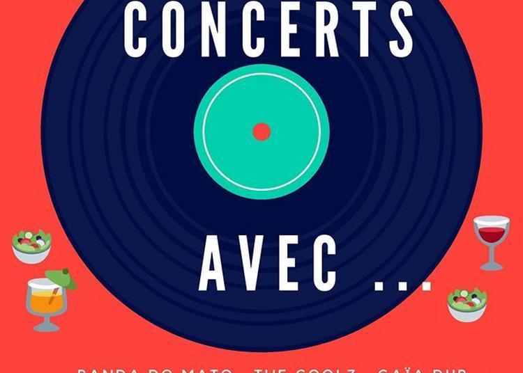 Apéros concerts à Toulouse