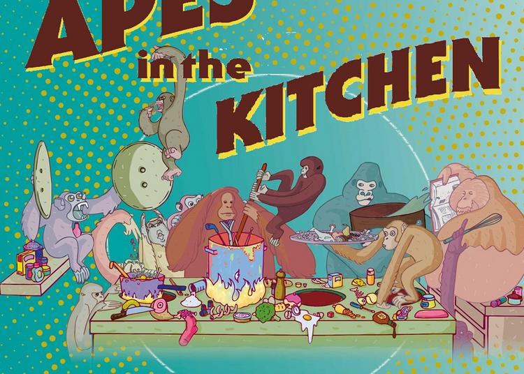 Apes In The Kitchen à Paris 11ème