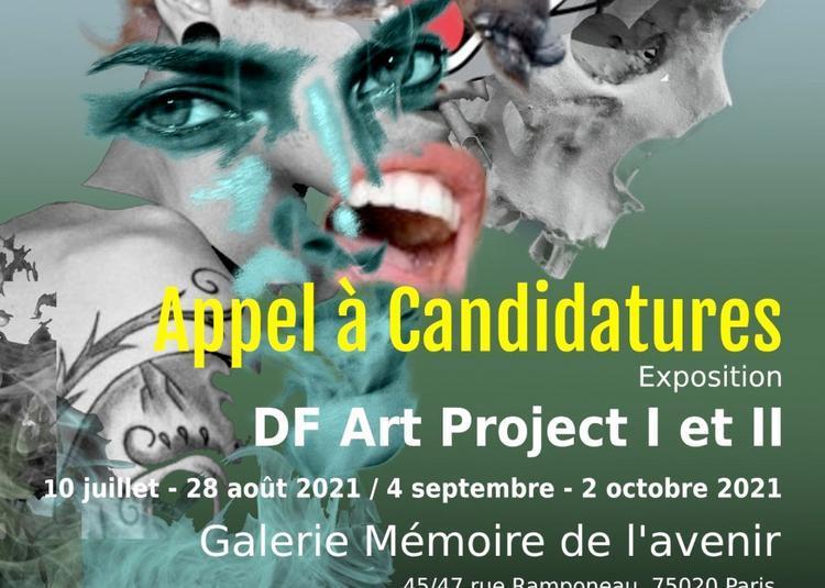 Appel à Candidature- DF Art Project à Paris 20ème