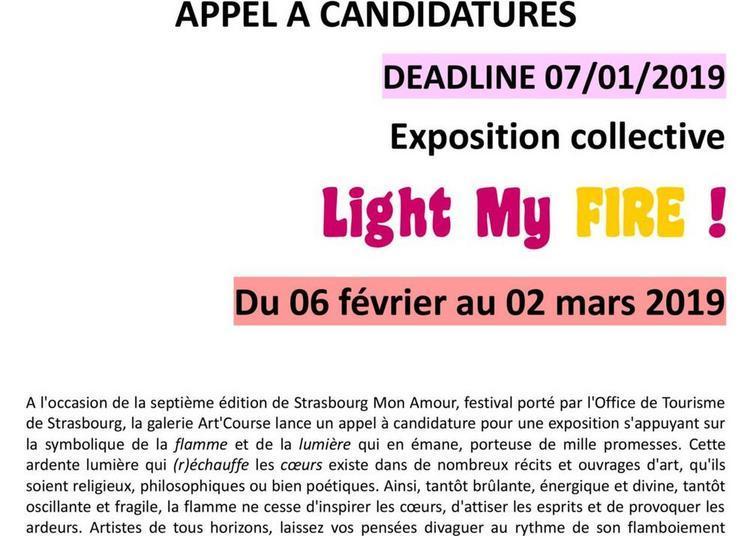 Appel à candidature exposition