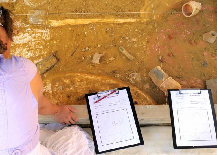 Apprentis Archéologues ! à Saint Denis