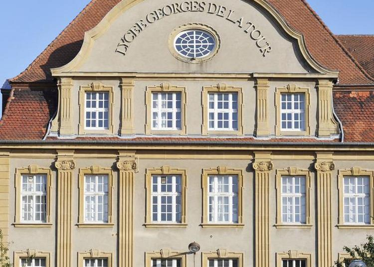 Approche Patrimoniale Et Historique Du Lycée En Image à Metz