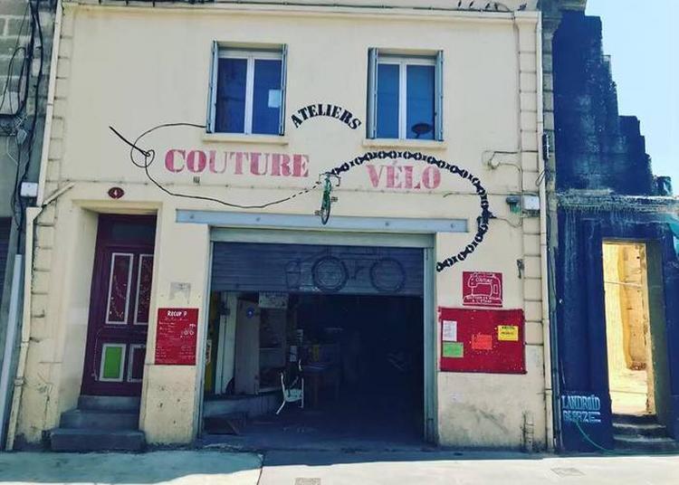Après-midi Portes Ouvertes : Découverte D'ateliers De Récupération à Bordeaux